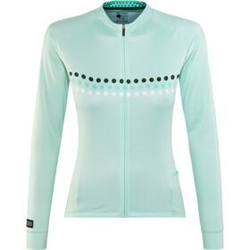 Bontrager Circuit Cycling maglietta a maniche lunghe Donna blu